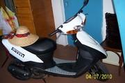 Продам скутер Suzuki Lets 2,  2004 г.,  Япония