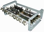 Производим крановые блоки резисторов ИРАК серий: Б6,  БРФ,  БК12,  БР,  БР