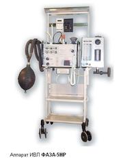 Аппарат искусственной вентиляции легких ДП-11 Кампо