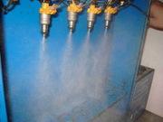 Ультразвуковая чистка топливных форсунок