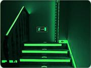 Фотолюминесцентная пленка Ламинация=прямая печать
