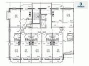 1-я квартира в новом доме пер. Цимлянский 8а