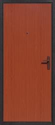 Дверь строительная оптом металл-мдф