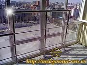 Ограждение балконов, лоджий, террас