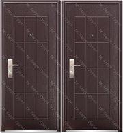 Двери Китайские Эконом К13-1 для строителей