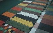 Тротуарная плитка любого цвета от производителя