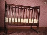 Продам новую детскую кроватку (Наша мама)