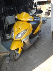 продаю скутер tirrex