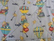 Продаётся одеяло детское стеганное