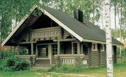 Срубы домов,  бань из северной сосны - быстро,  качественно,  недорого